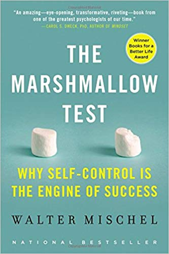 DFS Books - Self-control is the engine of success