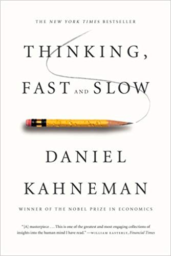 DFS Books - Thinking fast and slow